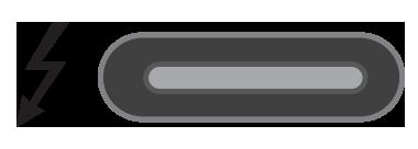 Thunderbolt 3 Port Icon