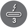 Thunderbolt 3 Interface Icon