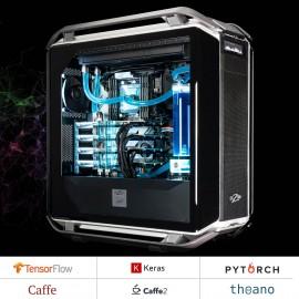 GTX600 – AMD RYZEN Threadripper 3 Gen – Компьютер для 3D-рендеринга – До 64 ядер