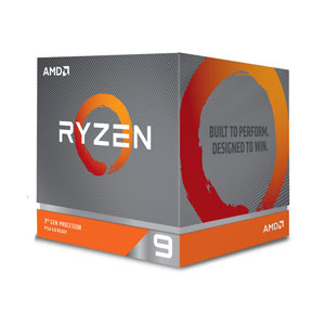 Процессор (AMD Ryzen, последнее поколение 2019 года)