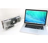 Представлены внешние видеокарты BizonBOX для ноутбуков MacBook с интерфейсом Thunderbolt или ExpressCard.